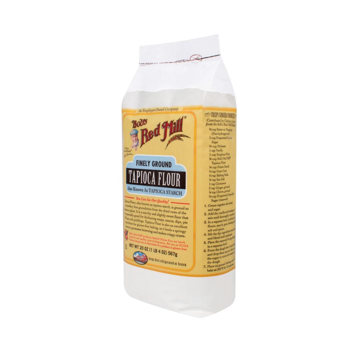 Bobs red mill tapioca flour (tapioca starch) 500 gr