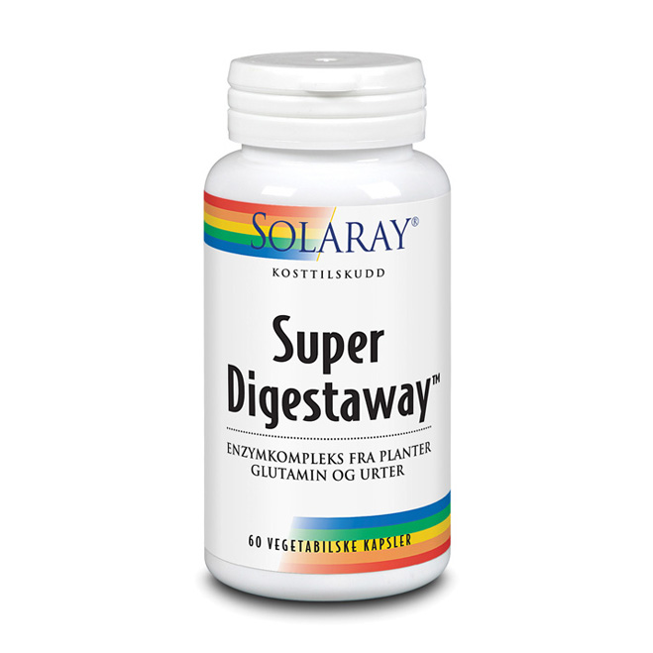 Solaray super digestaway 60 kap