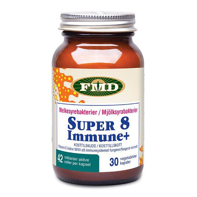 Udo's Choice melkesyrebakterier super 8 30 kap