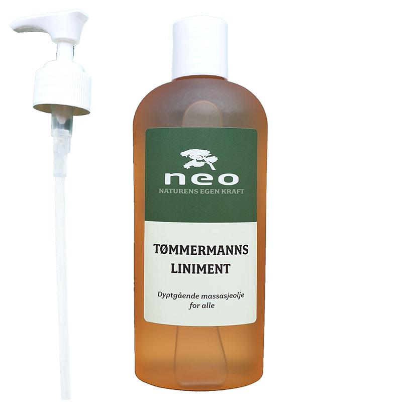 Neo tømmermanns liniment 250 ml
