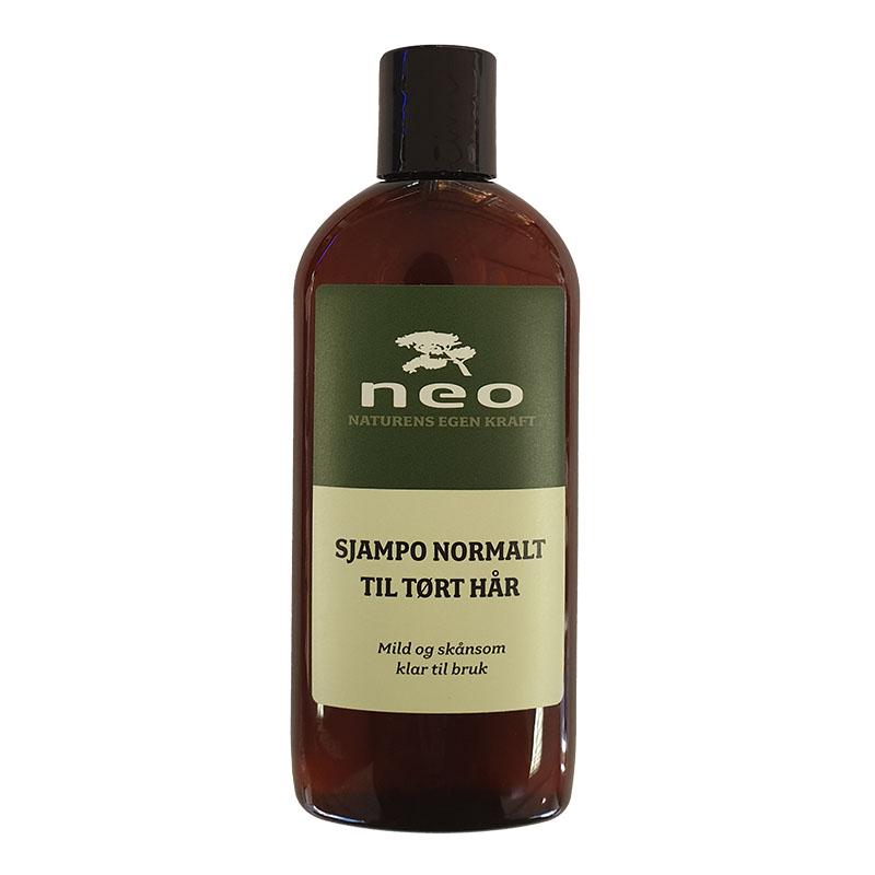 Neo sjampo normalt til tørt hår 250 ml