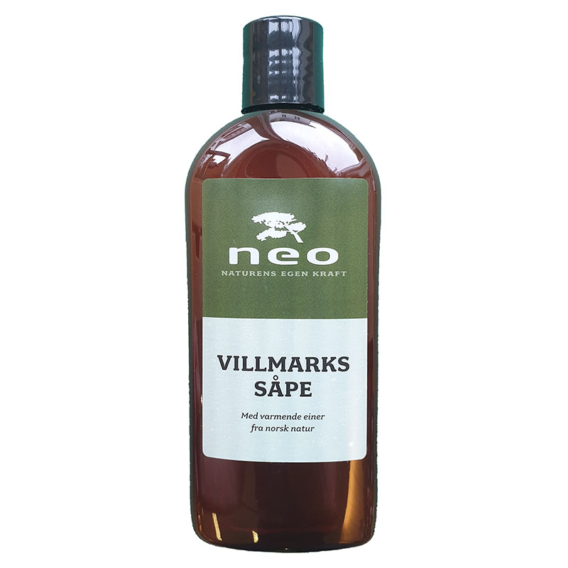 Neo villmarkssåpe 250 ml
