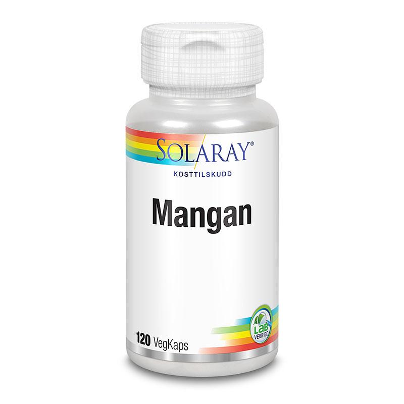 Solaray mangan 120 kap