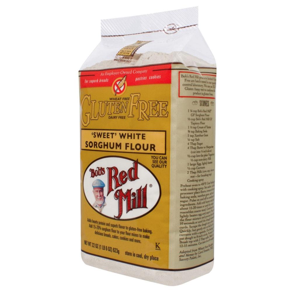 Bobs red mill sorghum flour 500 gr