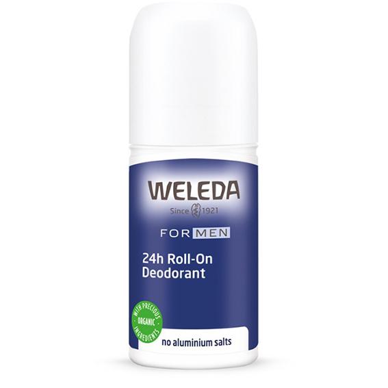 Weleda deodorant roll-on mann 24 h 50 ml