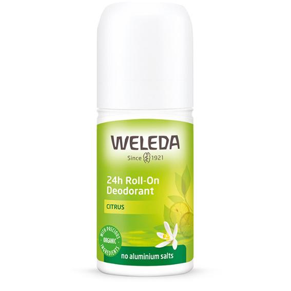 Weleda deodorant roll-on citrus 24 h 50 ml