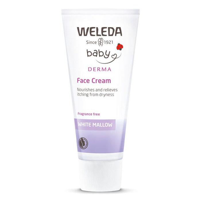 Weleda white mallow face cream 50 ml