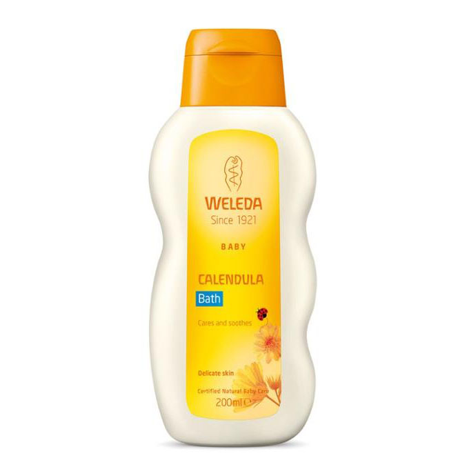 Weleda calendula bath 200 ml