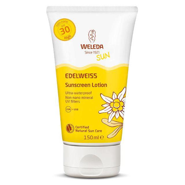 Weleda Edelweiss solkrem (SPF 30) 150 ml