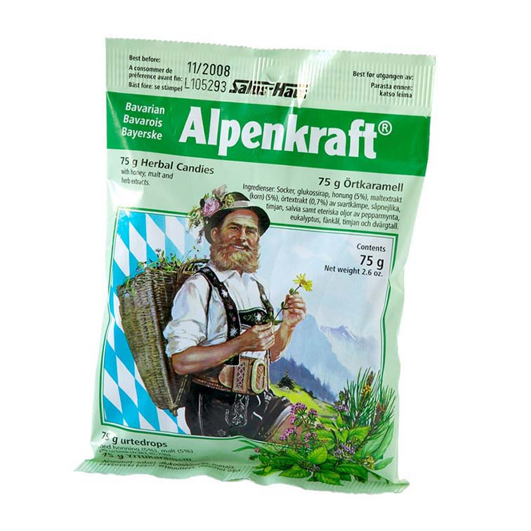 Floradix alpenkraft drops 75 gr