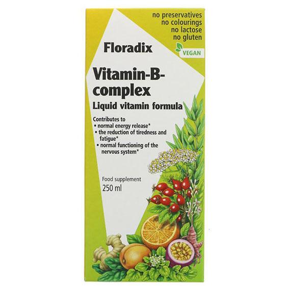 Floradix vitamin B kompleks 250 ml