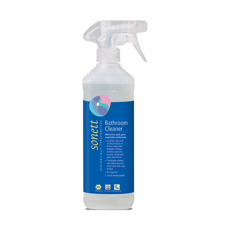 Sonett badrengjøring spray 500 ml øko