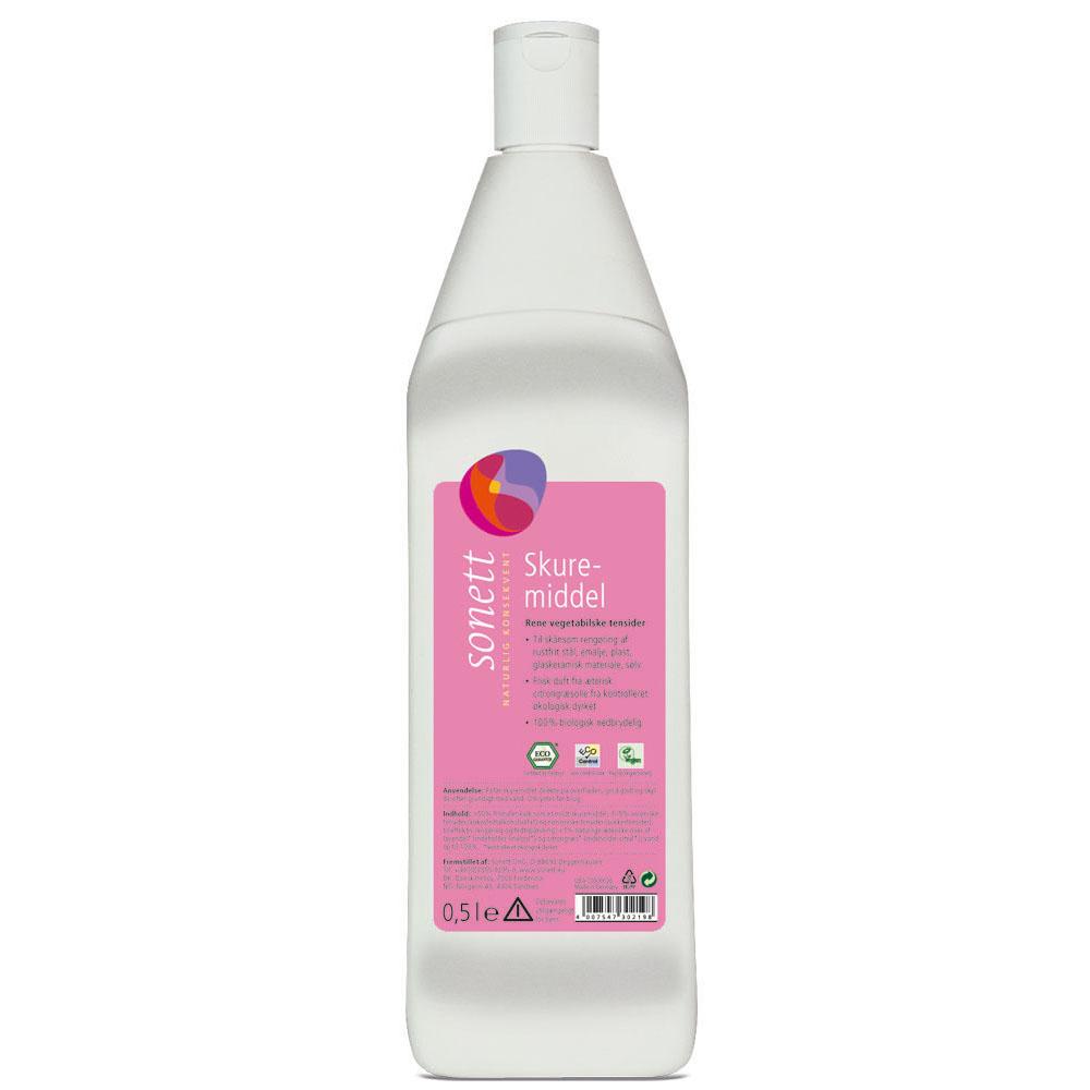 Sonett skuremiddel 500 ml øko