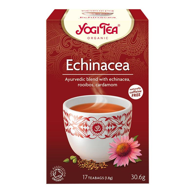 Yogi tea echinacea 17 poser