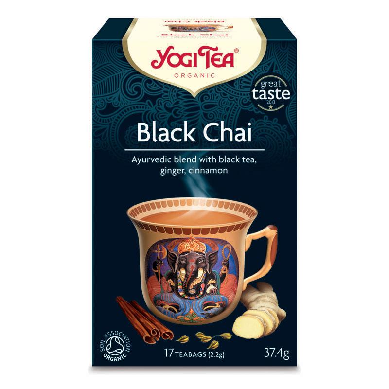 Yogi Tea black chai 17 poser