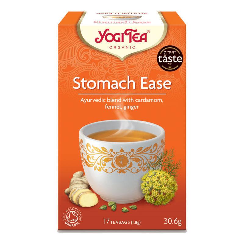 Yogi Tea stomach ease 17 poser