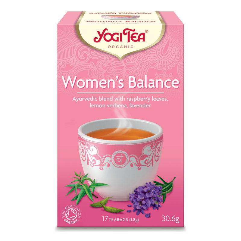 Yogi Tea womens balance 17 poser