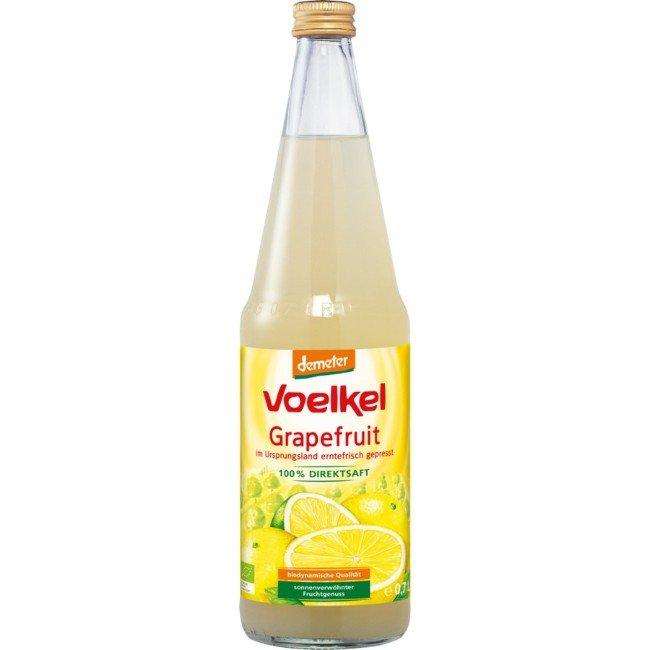 Voelkel grapefruktjuice demeter 100% 0,7 l øko