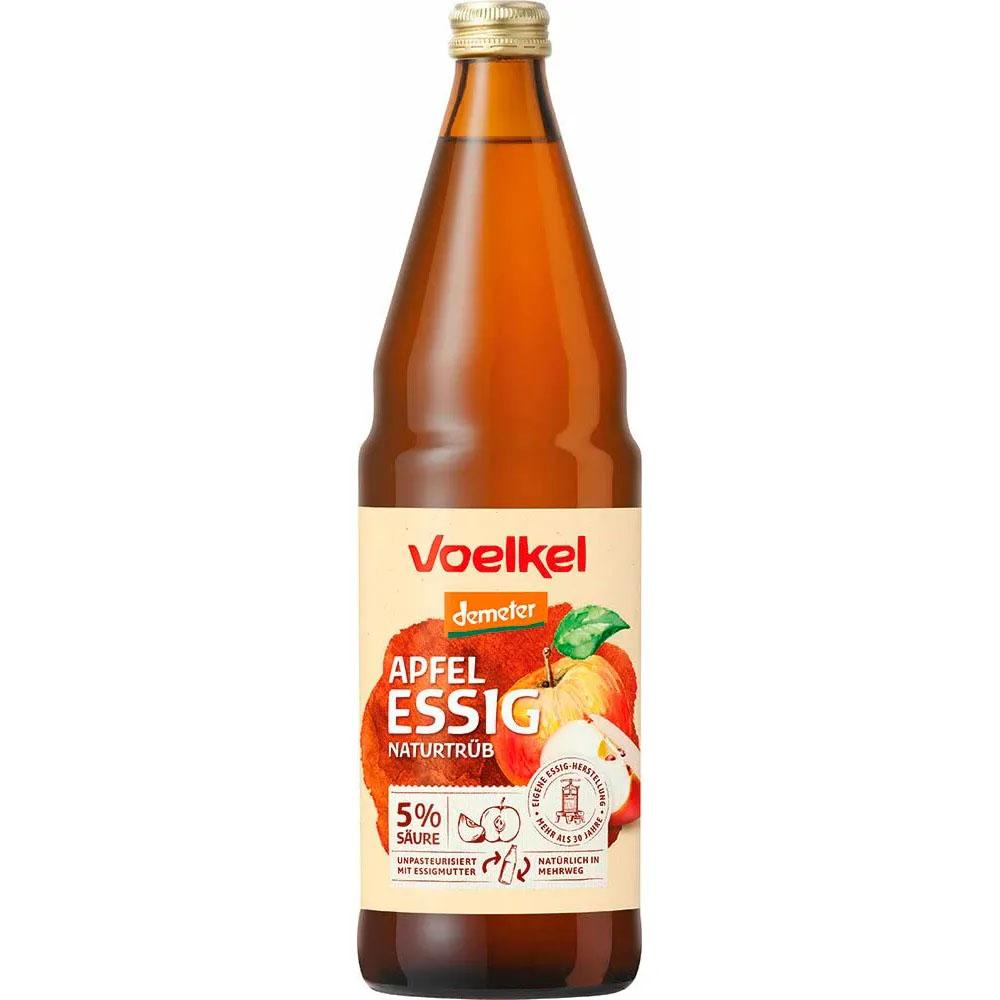 Voelkel eple eddik 750 ml øko