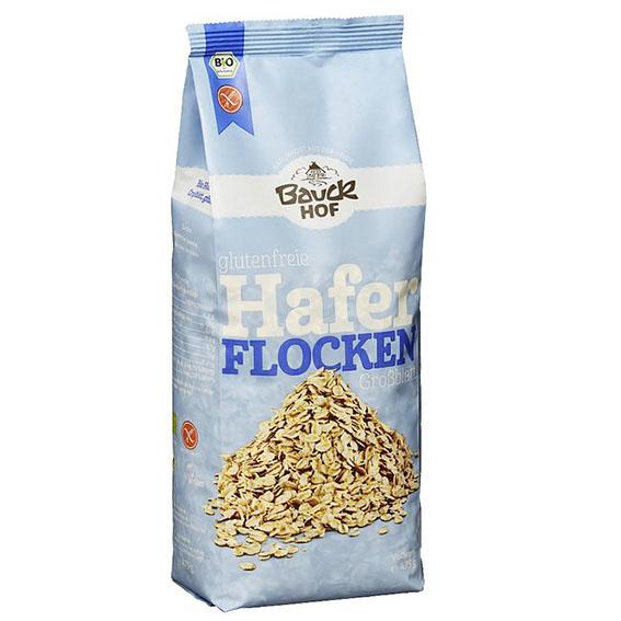 Bauck havregryn glutenfri 475 gr