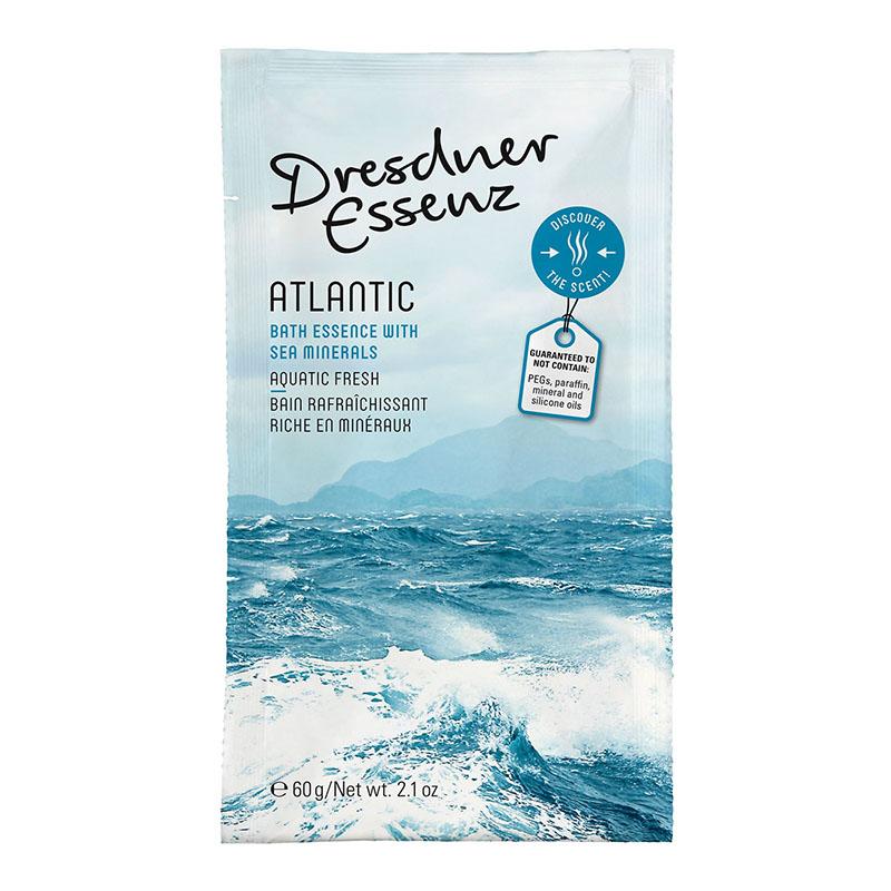 Dresdner Essenz urtebad Atlantic havsmineraler 60 ml