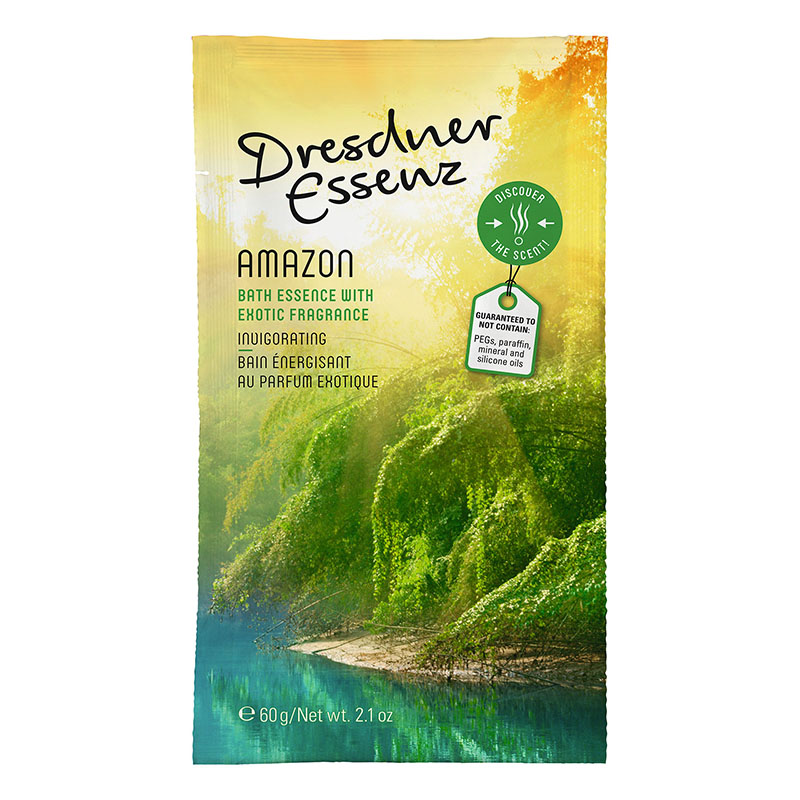 Dresdner Essenz urtebad Amazonas regnskogfrisk 60 ml