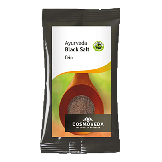 Cosmoveda black salt 100 gr