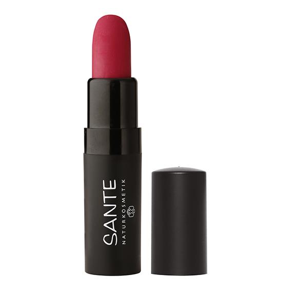 Sante lipstick matte 03 velvet pink