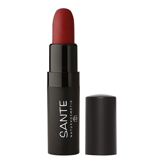 Sante lipstick matte 04 kiss-me red