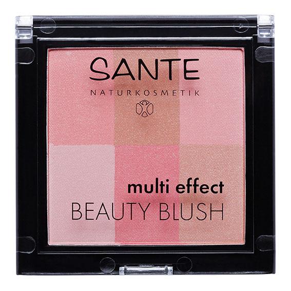 Sante multi effect beauty blush 01 coral