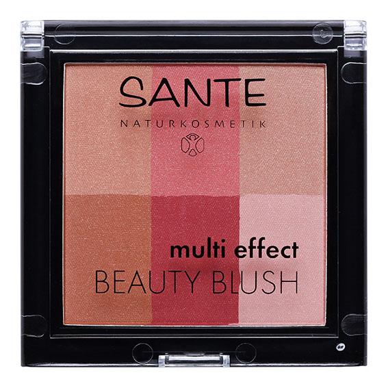 Sante multi effect beauty blush 02 cranberry