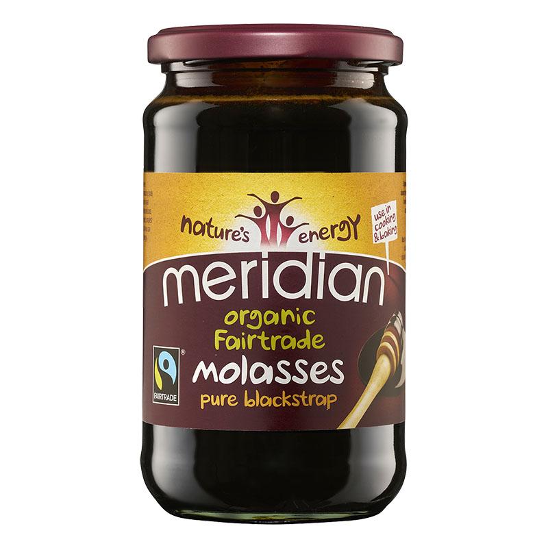 Meridian organic molasses pure blackstrap 600 gr