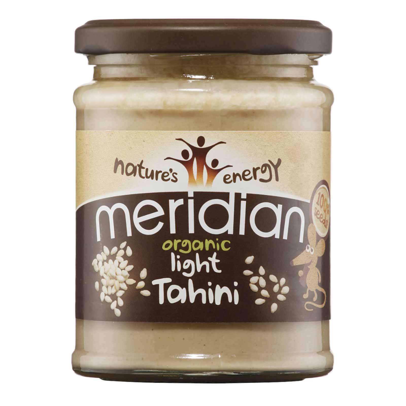 Meridian organic light tahini 270 gr
