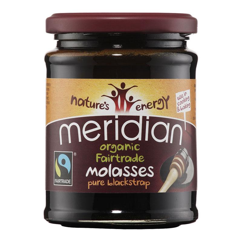 Meridian molasses pure blackstrap 350 gr øko