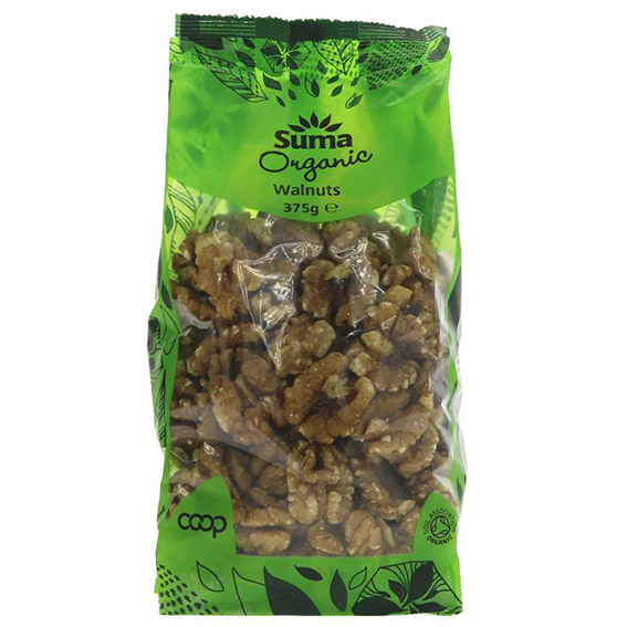 Suma organic walnuts 375 gr