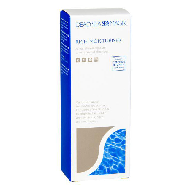 Dead Sea Spa Magik moisturizer 75 ml