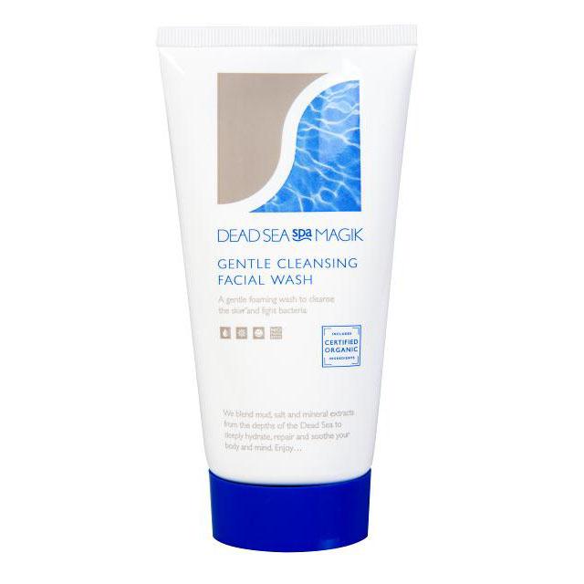 Dead Sea Spa Magik face wash 150 ml