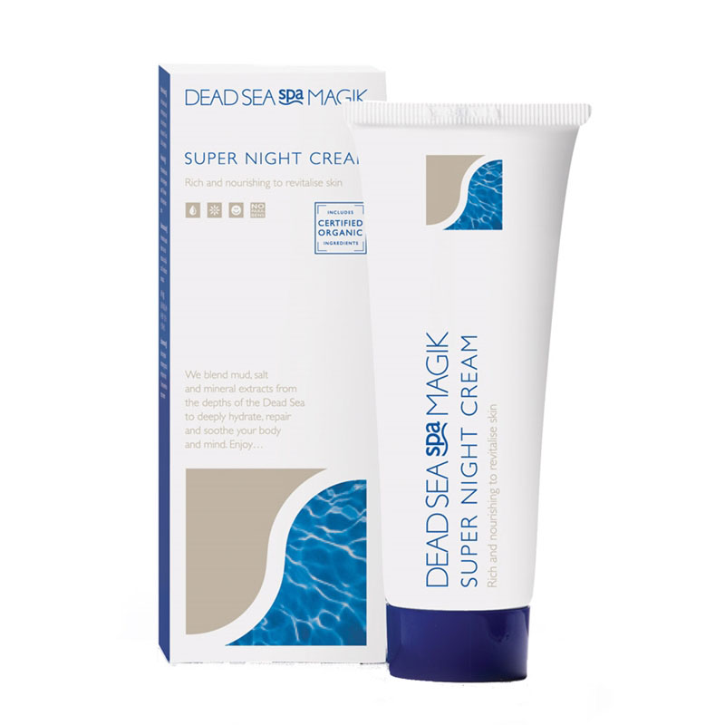 Dead Sea Spa Magik night cream 75 ml
