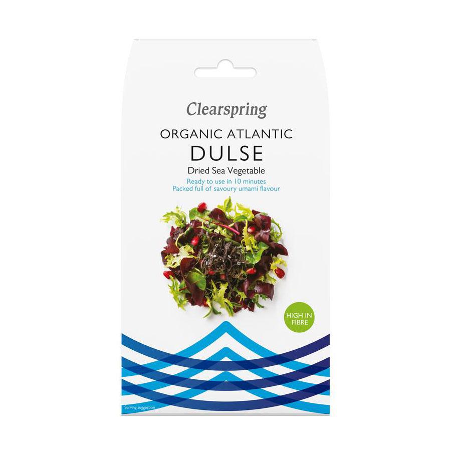 Clearspring organic atlantic dulse 25 gr