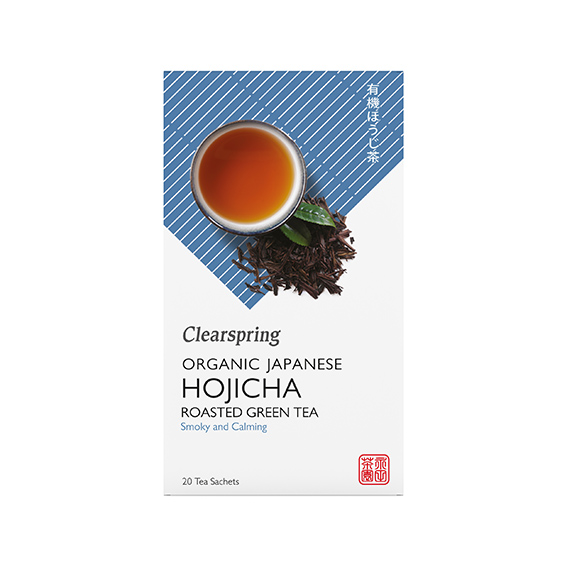 Clearspring roasted hojicha tea 20 bags