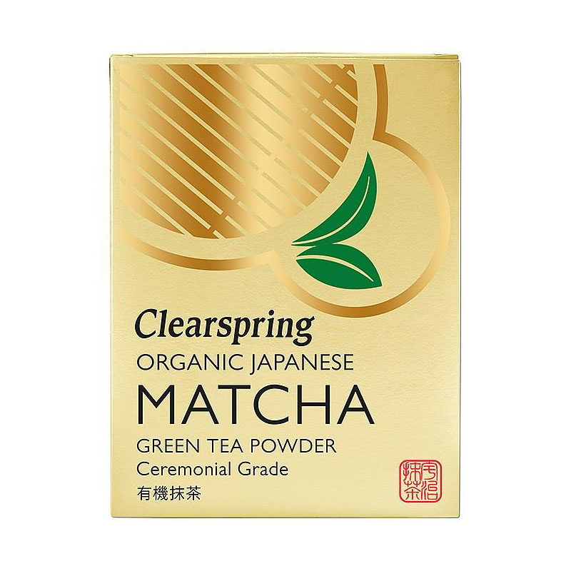 Clearspring matcha green tea powder 30 gr