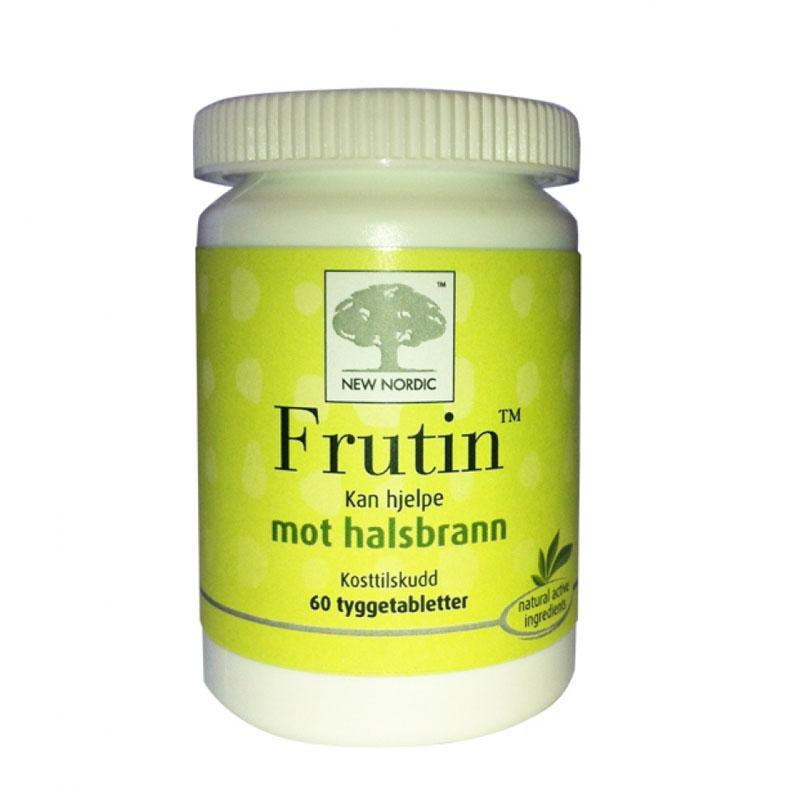 New Nordic frutin 60 tygg tab