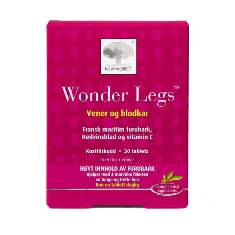 New Nordic wonder legs 30 tab
