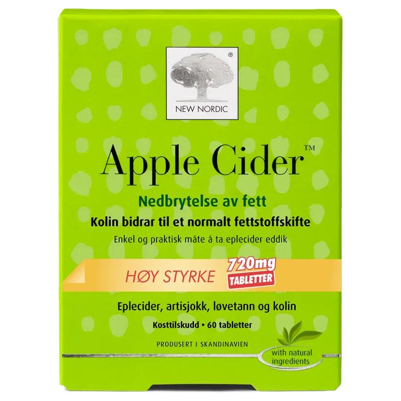 New Nordic apple cider 60 tab