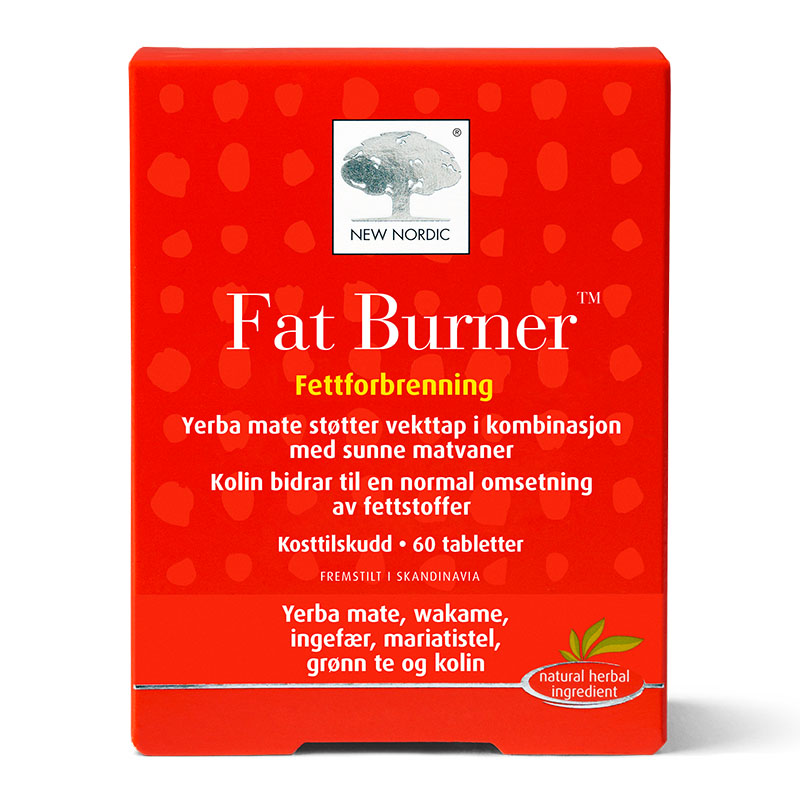 New Nordic fat burner 60 tab