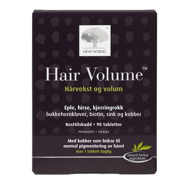 New Nordic hair volume 90 tab