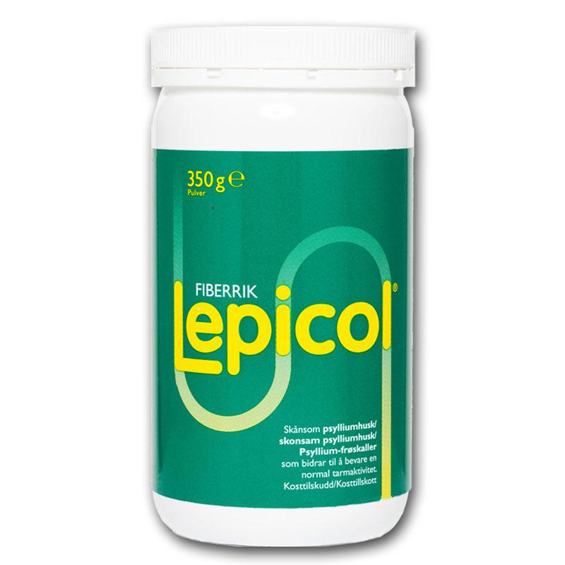 Lepicol multifiber pulver 350 gr