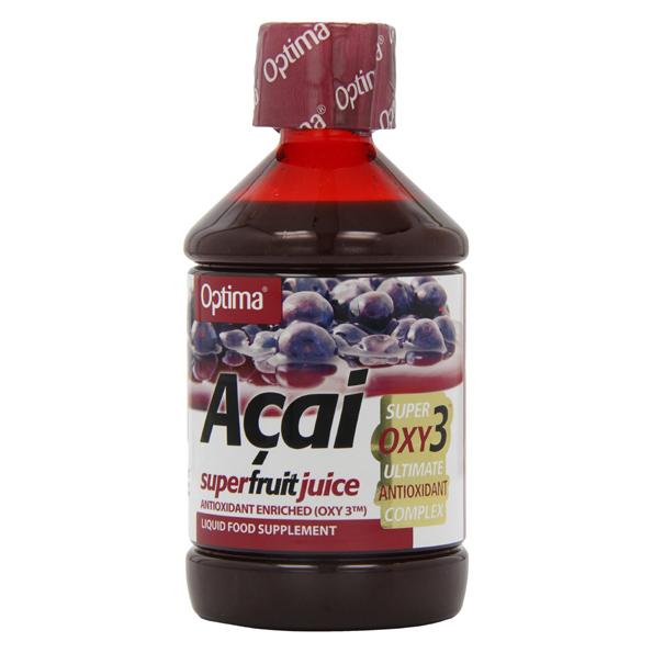 Optima acai super fruit juice 500 ml