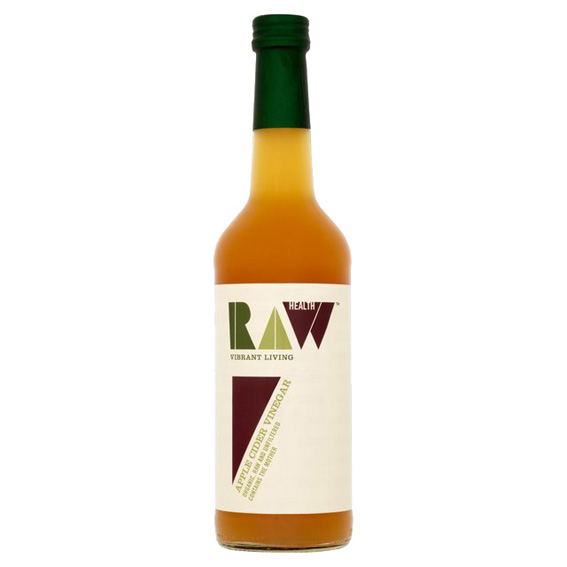 Raw Health apple cider vinegar 500 ml