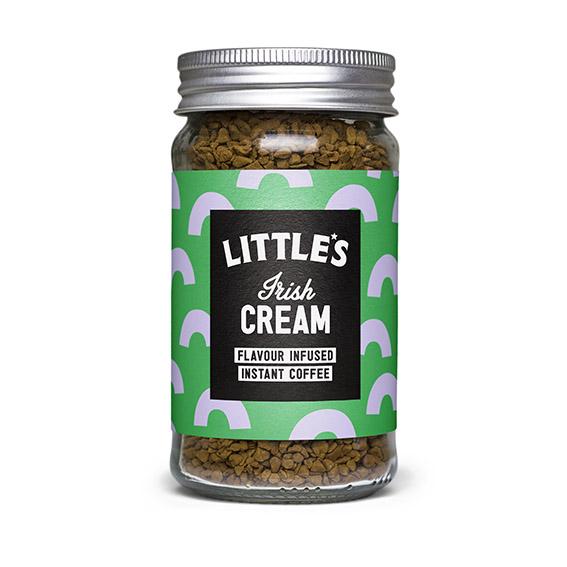 Little's irish cream instant coffee 50 gr